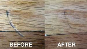 iron scratches out of hardwood floors lifehacker australia With wood floor scratch remover