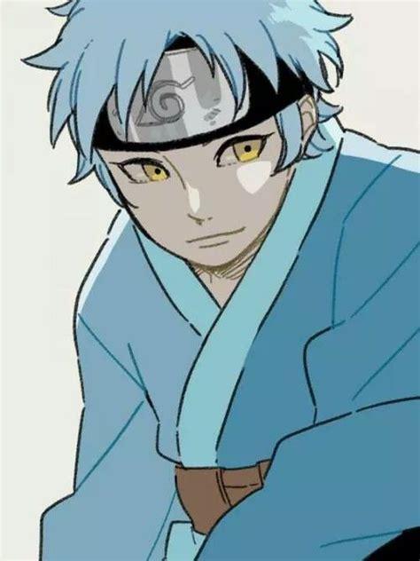 Boruto Mitsuki and Naruto