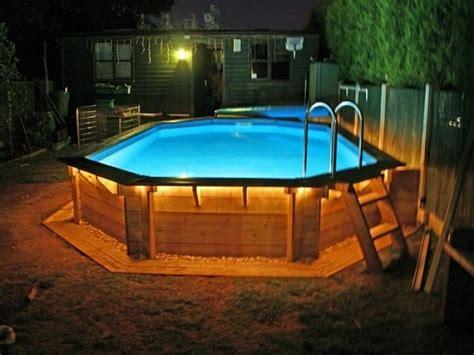 Free Standing Above Ground Pool Decks Home Decor Pools