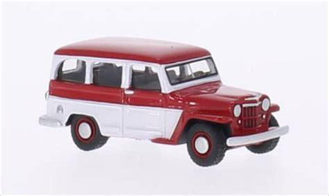 jeep station wagon 2016 jeep willys station wagon rojo blanco 1954 mcw coches