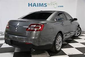 2013 Used Ford Taurus 4dr Sedan Limited Fwd At Haims