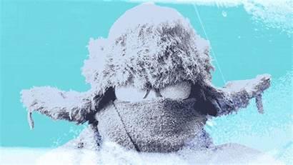 Vortex Polar Frostbite Seconds Frozen Chicago Takes