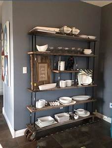 Love The Shelf And The Paint Color Is Benjamin Moore