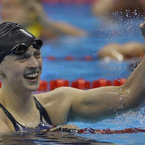 Katie ledecky's pure dominance on display. katie ledecky - New York Daily News