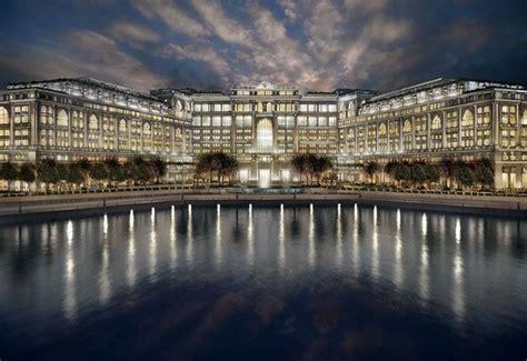 dubais palazzo versace starts handover  luxury homes arabianbusinesscom