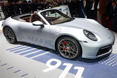 New 2019 Porsche 911 Cabriolet Joins Range