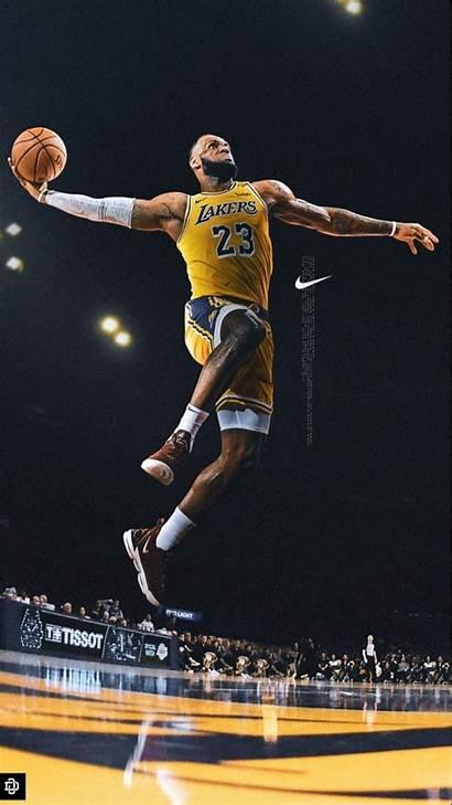 Lebron James Lakers Kobe Aesthetic Wallpapers Nike