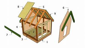 Diy dog house plans free printable dog house plans diy for Downloadable dog house blueprints