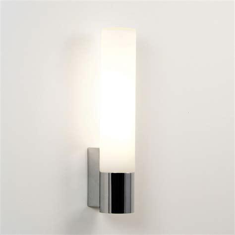 astro kyoto wall light astro kyoto 365 0573 bathroom wall light 1 18w 2g11 l ip44 polished chrome liminaires