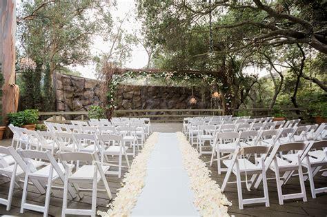 Calamigos Ranch Wedding Malibu