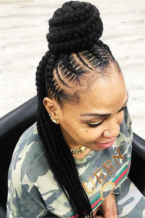 cute cornrow braids ideas  tame  naughty hair