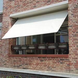Store Banne Manuel Balcon : store balcon sans vis structure autoportante pour store ~ Premium-room.com Idées de Décoration