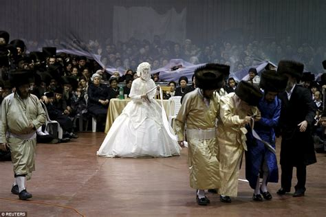 Ultra Orthodox Jewish Wedding In Israel Sees Thousands Of. Wedding Presents Uk. Wedding Food Ideas List. Wedding Invitations Boarding Pass Diy. Wedding Ideas Outdoor Wedding