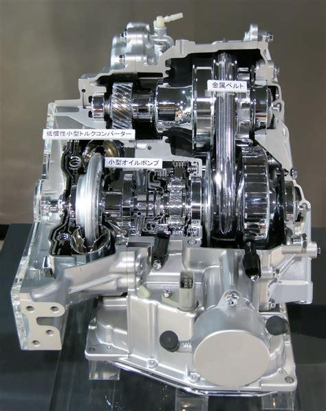 Continuously Variable Transmission Tractor
