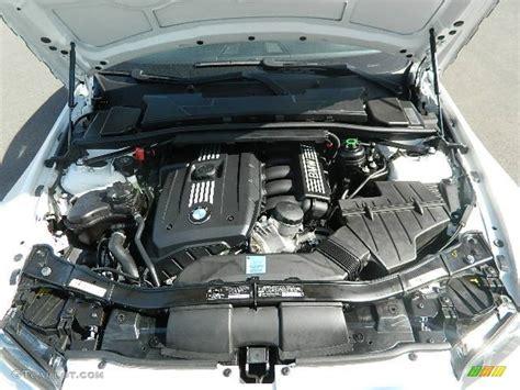 2009 Bmw 3 Series 328i Convertible 30 Liter Dohc 24valve