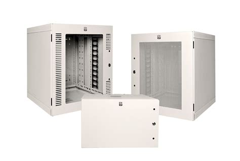 Cpi Standard Wall Mount Cabinet Provides Secure Equipment