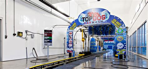 Top Dog Car Wash  Cooper Construction