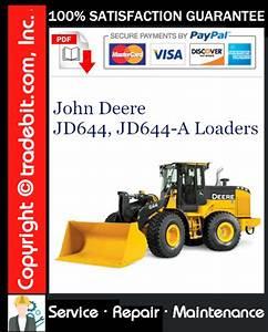 John Deere Jd644  Jd644