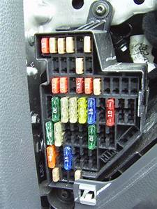 Fuse Box On Vw Passat 2003