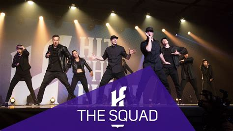hit the floor quest crew the squad showcase all stars hit the floor l 233 vis htf2015 youtube