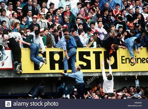 Hillsborough Stadium Disaster 1989