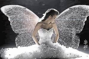 Angel Of Serenity,Animated - Angels Photo (11033425) - Fanpop