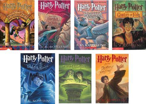ranking de libros de harry potter peor al mejor