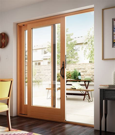 Doors For Patio Doors by Vinyl Sliding Patio Door Montecito 174 Series Milgard