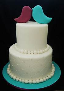 Tiered Cakes - Love2Cake