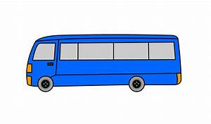 Bus Drawing - ClipArt Best