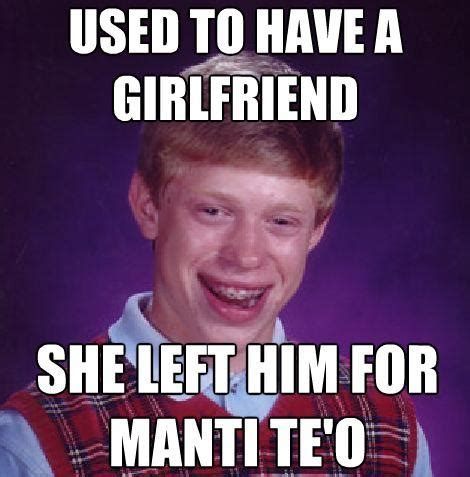 Manti Te O Memes - image 482422 manti te o s girlfriend hoax teoing know your meme