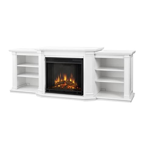real flame velmont electric fireplace entertainment unit