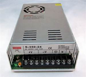 Whole 360w 220vac To 24vdc Power Supply Specifically Designed For Industry Big Power Application