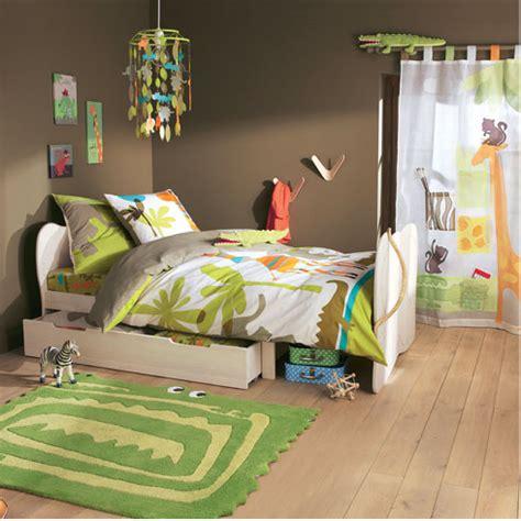 chambre enfant savane chambre savane vertbaudet design de maison