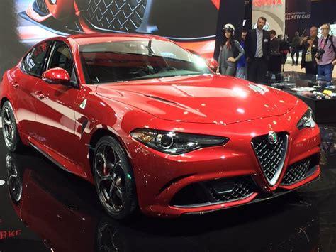 Alfa Romeo Giulia Quadrifoglio, Foto Ufficiali Dal Toronto