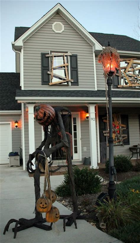 diy halloween outdoor decorations