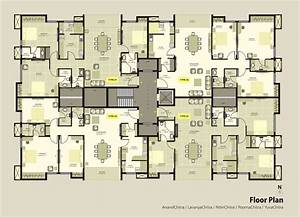 Beautiful Apartments Floor Plans Gallery - Interior Design