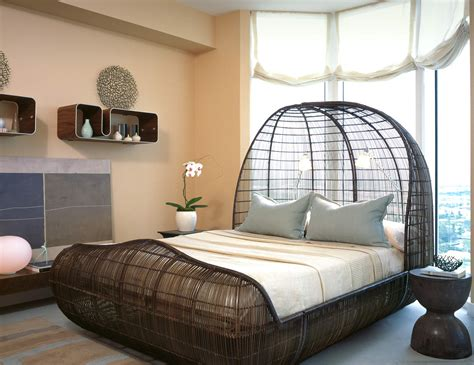 Bedroom Marvin Bay Window Equipped By Cool Ideas For