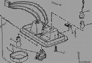 John Deere 4055 Wiring Schematic : dome light console light tractor john deere 4055 ~ A.2002-acura-tl-radio.info Haus und Dekorationen