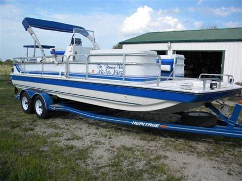Hurricane Aluminium Boats by 1994 Hurricane Deck Boat Deck 226 Boats