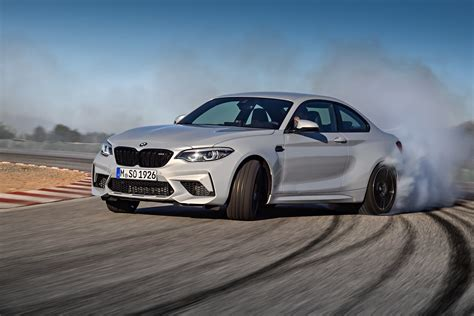 Bmw M2 Competition Goes Official With 405 Hp Carscoops
