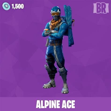 "Fortnite News  Fnbrnews On Twitter ""alpine Ace Variants…"