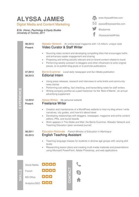 Is A British Cv Different From A North American Resume?