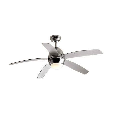 Allen Roth Ceiling Fan Remote by Shop Allen Roth Secor 52 In Polished Nickel Multi