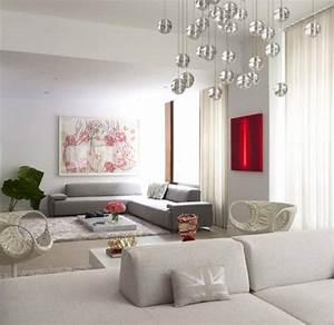 Décoration Appartement Moderne : d co appartement moderne 30 id es pour chaque pi ce ~ Nature-et-papiers.com Idées de Décoration