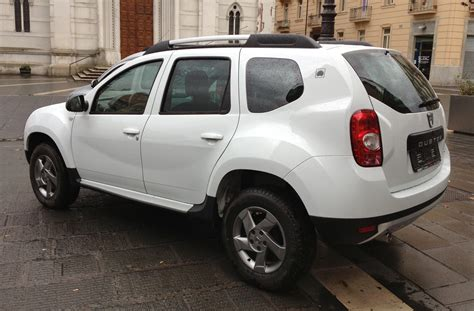 2012 Dacia Duster Photos, Informations, Articles