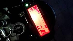 Speedometer Byson Fi Baru Test Di Vixion Old