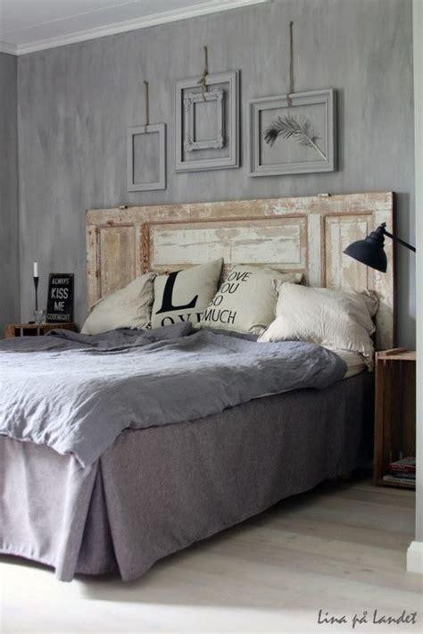 chambre palette bois testata letto fai da te con materiale di riciclo ecco 20 idee