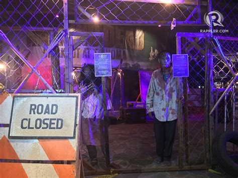 escape walking dead breakout zombies rappler ph greet guests open two escaping vernise
