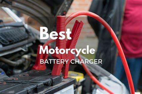 Best Motorcycle Battery Charger 2017